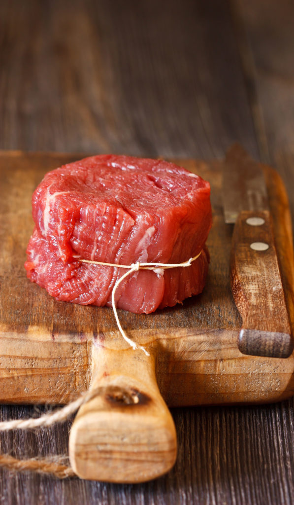 Økologisk oksekød